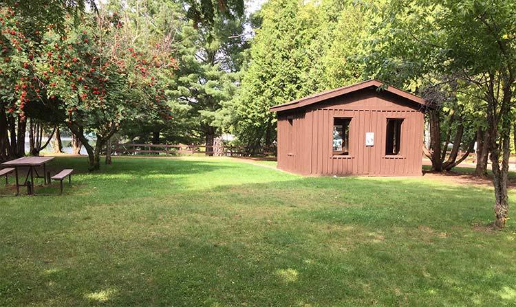Bearskin Trailhead Park, Minocqua WI